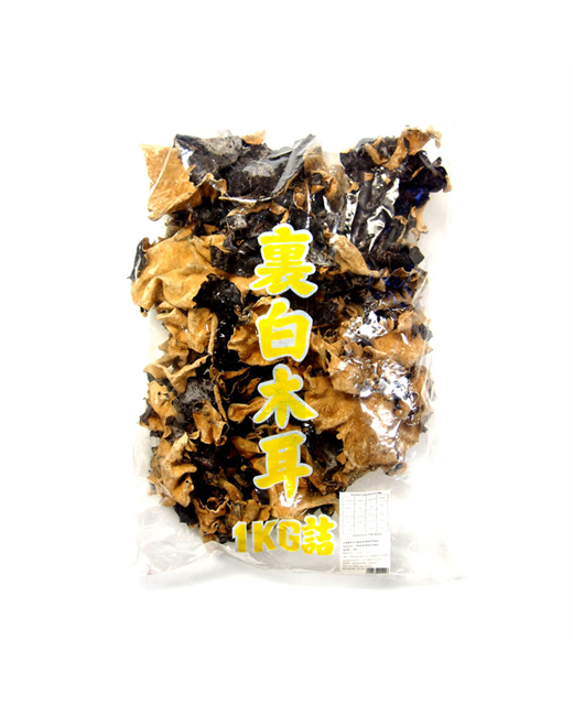 Dried Black Wood Ear Fungus